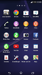 Sony Xperia T3 - WLAN - Manuelle Konfiguration - 2 / 2