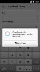 Huawei Ascend Y550 - E-Mail - Konto einrichten - Schritt 17