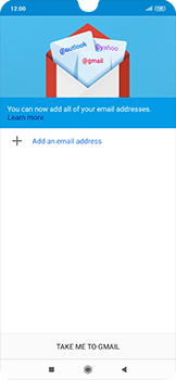 Xiaomi RedMi Note 7 - E-mail - 032c. Email wizard - Outlook - Step 5