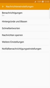 Samsung G928F Galaxy S6 edge+ - SMS - Manuelle Konfiguration - Schritt 6