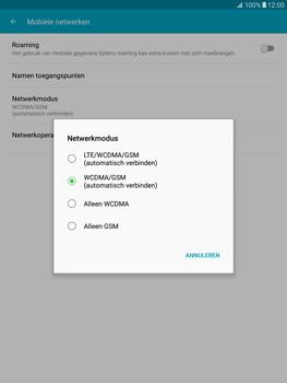 Samsung T815 Galaxy Tab S2 9.7 - Netwerk - 4G/LTE inschakelen - Stap 6
