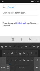 Acer Liquid M330 - E-mail - E-mails verzenden - Stap 8