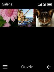 Nokia 3310 - Photos, vidéos, musique - Envoyer une photo via Bluetooth - Étape 4