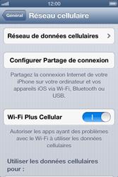 Apple iPhone 4S - Internet et roaming de données - Configuration manuelle - Étape 7
