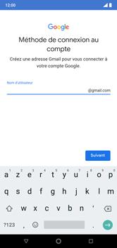 Nokia 7.1 - Applications - Créer un compte - Étape 11