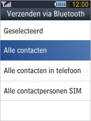 Samsung B3410 Star Qwerty - contacten, foto