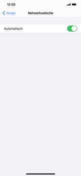 Apple iPhone XS Max - iOS 13 - Netwerk - gebruik in het buitenland - Stap 7