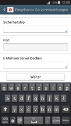 Samsung Galaxy S III Neo - E-Mail - Konto einrichten - 10 / 21