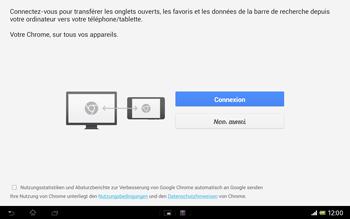 Sony Xperia Tablet Z LTE - Internet et roaming de données - Navigation sur Internet - Étape 4
