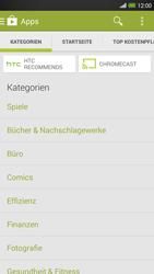 HTC One Max - Apps - Installieren von Apps - Schritt 6