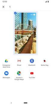 Google Pixel 3a - Photos, vidéos, musique - Créer une vidéo - Étape 19