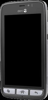 Doro 8031 - Premiers pas - Découvrir les touches principales - Étape 7