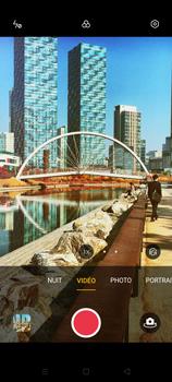 Oppo A72 - Photos, vidéos, musique - Créer une vidéo - Étape 13