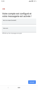 Sony Xperia 5 - E-mail - 032c. Email wizard - Outlook - Étape 12