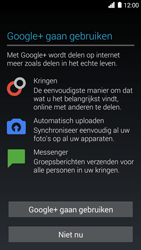 Huawei Ascend G6 - Applicaties - Account instellen - Stap 12