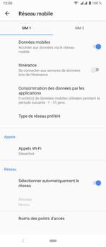 Sony Xperia 5 - WiFi - Activez WiFi Calling - Étape 9