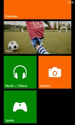 Nokia Lumia 820 / Lumia 920 - Startanleitung - Personalisieren der Startseite - Schritt 10