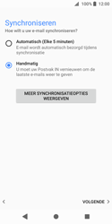 Sony Xperia XZ2 Compact - E-mail - e-mail instellen (yahoo) - Stap 10