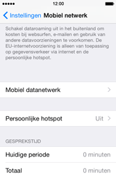 Apple iPhone 4s iOS 8 - Internet - Handmatig instellen - Stap 8