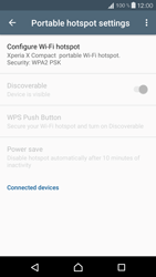 Sony Xperia X Compact (F5321) - Internet - Disable mobile data - Step 7