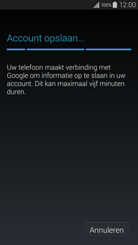 Samsung Galaxy Note 4 4G (SM-N910F) - Applicaties - Account aanmaken - Stap 18