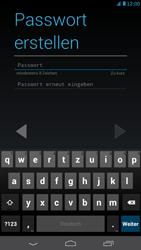 Huawei Ascend Mate - Apps - Konto anlegen und einrichten - Schritt 9