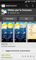 HTC One SV - Applicazioni - Installazione delle applicazioni - Fase 15
