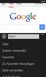 Nokia Lumia 1020 - Internet und Datenroaming - Verwenden des Internets - Schritt 14