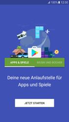 Samsung Galaxy A3 (2017) - Apps - Konto anlegen und einrichten - 20 / 22