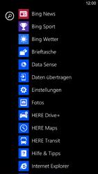 Nokia Lumia 1520 - Fehlerbehebung - Handy zurücksetzen - 1 / 1