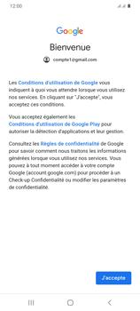 Samsung Galaxy S20+ - E-mails - Ajouter ou modifier votre compte Gmail - Étape 11