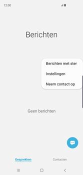 Samsung Galaxy S10 - sms - handmatig instellen - stap 6
