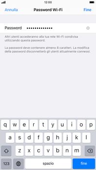 Apple iPhone 7 Plus - iOS 13 - WiFi - Come attivare l