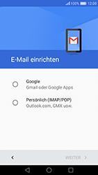 Huawei Honor 8 - E-Mail - Konto einrichten (gmail) - 0 / 0
