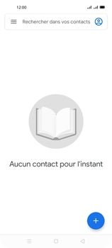 Oppo A72 - Contact, Appels, SMS/MMS - Ajouter un contact - Étape 5