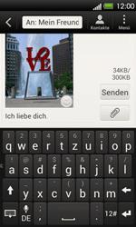HTC One V - MMS - Erstellen und senden - 14 / 18