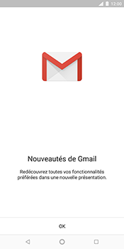 Nokia 7 Plus - E-mail - Configuration manuelle (outlook) - Étape 4