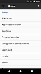 Sony Xperia XZ1 - Beveiliging en privacy - zoek mijn mobiel activeren - Stap 5