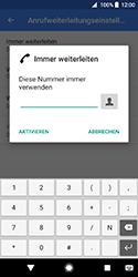 Sony Xperia XZ2 Compact - Anrufe - Rufumleitungen setzen und löschen - 11 / 13