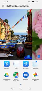 Huawei Y6 (2019) - Photos, vidéos, musique - Envoyer une photo via Bluetooth - Étape 8