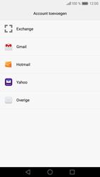 Huawei Huawei P9 - e-mail - handmatig instellen - stap 6
