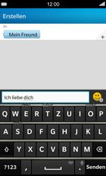 BlackBerry Z10 - MMS - Erstellen und senden - 11 / 17