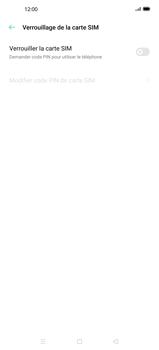 Oppo Find X2 - Prise en main - Comment activer un code SIM - Étape 6