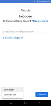 Samsung Galaxy J4 Plus - apps - account instellen - stap 6