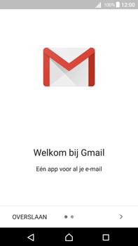 Sony Xperia Z5 Premium (E6853) - Android Nougat - E-mail - Handmatig instellen (gmail) - Stap 5