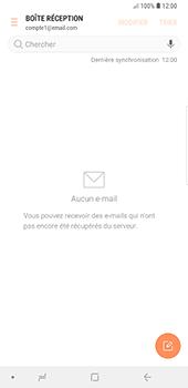 Samsung Galaxy Note9 - E-mail - Configuration manuelle - Étape 7