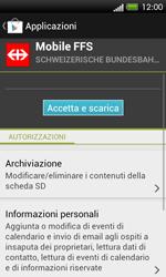 HTC One SV - Applicazioni - Installazione delle applicazioni - Fase 20