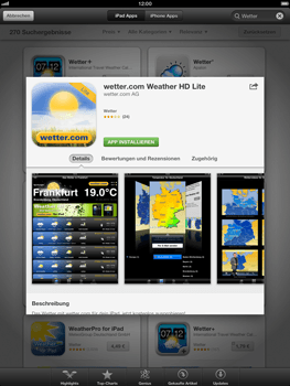 Apple iPad 4 - Apps - Herunterladen - 13 / 20