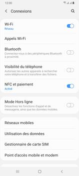 Samsung Galaxy A70 - WiFi - Activez WiFi Calling - Étape 6