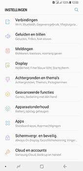 Samsung Galaxy A8 Plus - Bellen - in het binnenland - Stap 4